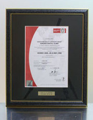 ISO9001認証取得歯科医院(沖縄初)